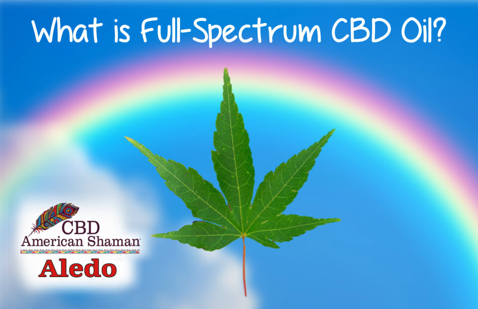 What is Full Spectrum CBD?